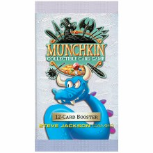Munchkin collectible card game - Booster