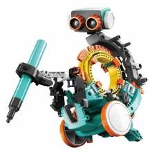 5 en 1 Robot de codage mécanique