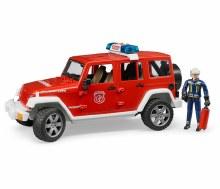Jeep Wrangler Rubic Pompier