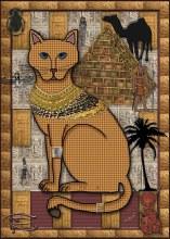 Casse-tête 1000 mcx - Le chat doré