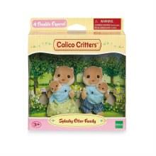 Calico Critters - Famille de Loutre