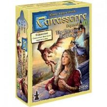 Carcassonne - Princesse et Dragon (extension)