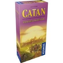 Catan - Barbares & Marchands 5 à 6 joueurs