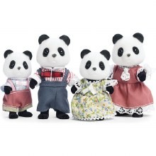 Calico Critters - Famille de Pandas