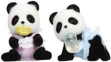 Calico Critters - Jumeaux Pandas