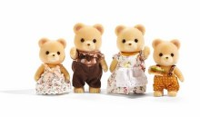 Calico Critters - Famille d'ours