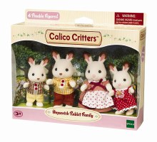 Calico Critters - Famille Hopscotch