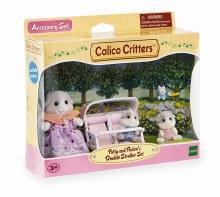Calico Critters - Poussette double