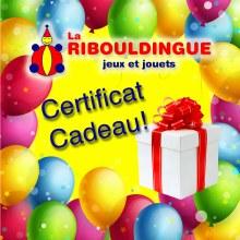 Certificat Cadeau - 20$
