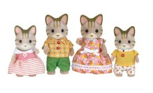 Calico Critters - Famille de Chat Sandy