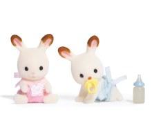 Calico Critters - Jumeaux Lapins Hopscotch