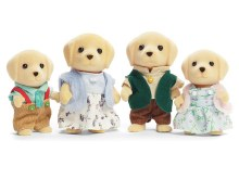 Calico Critters - Famille Labradors