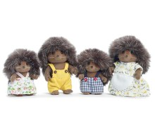 Calico Critters - Famille Hérisson