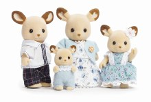 Calico Critters - Famille Chevreuil
