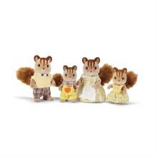 Calico Critters - Famille de tamias