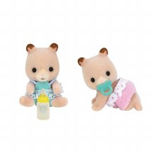 Calico Critters - Jumeaux hamsters