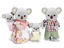 Calico Critters - Famille de koalas