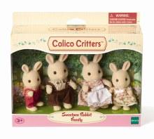 Calico Critters - famille de lapins
