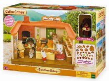 Calico Critters - Boulangerie