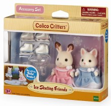 Calico Critters - Amies de patinage