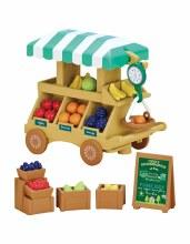 Calico Critters - Chariot de fruits