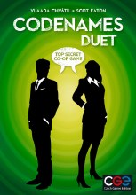 Codenames Duet - Ang