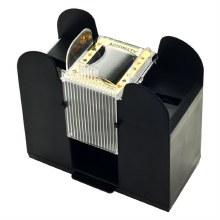 Mélangeur de cartes automatique (6 paquets)