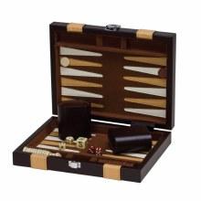 Malette de backgammon