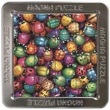 Magna Puzzle 3D - Coccinelles