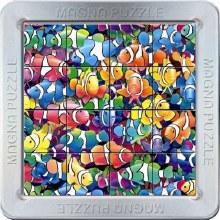 Magna Puzzle 3D - Poissons