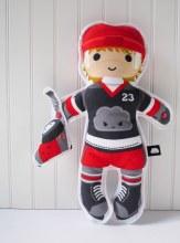 Imaginami - Maxter le hockeyeur