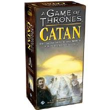 Catan Throne de fer - Ext 5 et 6 joueurs