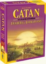 Catan - Traders & Barbarians - 5-6 joueurs (ext. Ang.)