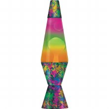 "Lava Lamp 14,5"" paintball"