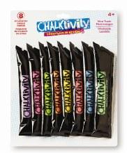 Chalktivity - 8 Paquets de poudre de craie