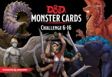 Monster Cards - Challenge 6-16