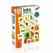 Loto - Photo de fruits