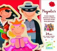 Magnetic's - Jeu de costumes