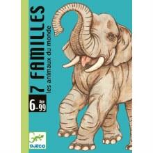 7 Familles - Les animaux du monde