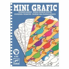 Mini Grafic - Coloriages animaux