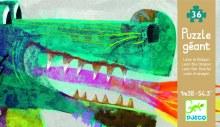 Casse-tête Géant - Léon le Dragon