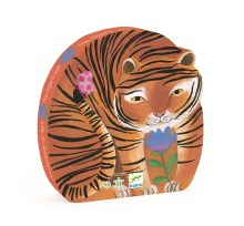 Casse-tête, 24 mcx - La balade du tigre