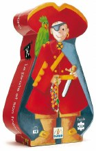 Casse-tête, 36 mcx - Le pirate et son trésor