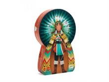 Casse-tête, 36 mcx - Tatanka, jeune amérindien