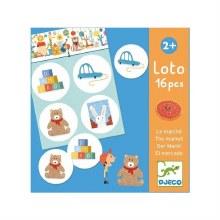 Loto - Le marché