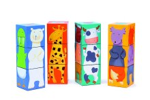 Cubes Animaux