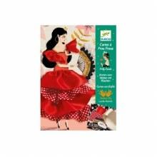 Cartes à frou-frous - Flamenco