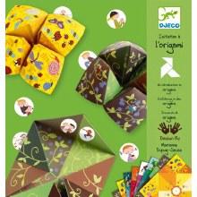 Initiation à l'origami - Salières à gages