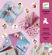 Origami - Cocottes