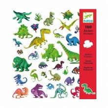 Autocollants - Dinosaures